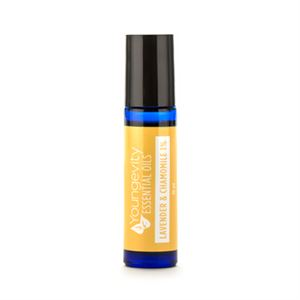 Picture of Lavender & Chamomile 1% Roller Bottle (10mL)
